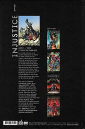 Verso de Injustice - Les Dieux sont parmi nous -10- Année 5 - 2e partie