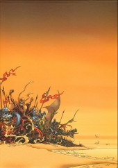 Verso de Marlysa -5TL- Le Thaumaturge
