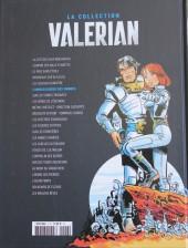 Verso de Valérian - La collection (Hachette) -6- L'ambassadeur des ombres