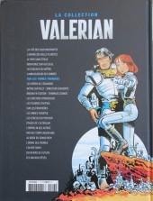 Verso de Valérian - La collection (Hachette) -7- Sur les terres truquées