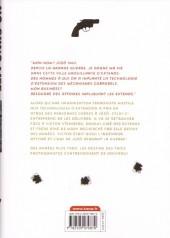 Verso de No guns life - Tome 5