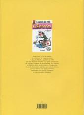 Verso de Gaston (Hors-série) -HSa- Gaston, biographie d'un gaffeur