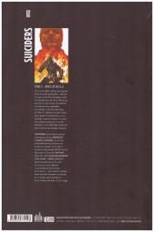 Verso de Suiciders -2- Kings of HelL.A.