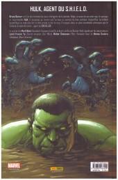 Verso de Indestructible Hulk (Marvel Deluxe) -INT1- Des dieux et des monstres