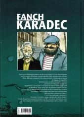 Verso de Fanch Karadec l'enquêteur breton -4- l'énigme Gavrinis