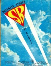 Verso de Super Boy (2e série) -115- Prisonniers de l'Izalco