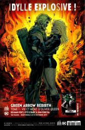 Verso de Suicide Squad Rebirth (DC Presse) -4- Harley Quinn retrouve l'esprit !