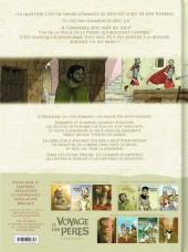 Verso de Le voyage des pères -6- Salomé, Amos et les autres