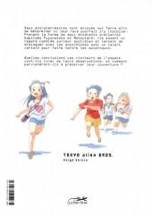 Verso de Tokyo Alien Bros. -2- Volume 2
