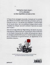 Verso de Cartooning for Peace - Alors, ça marche?