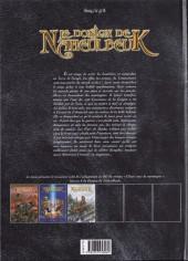 Verso de Le donjon de Naheulbeuk -21- Sixième saison, Partie 3
