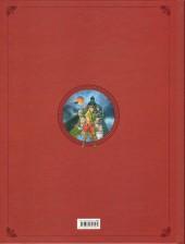Verso de Le château des étoiles -INT3TL- Les chevaliers de mars