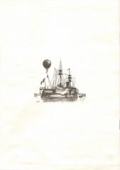 Verso de Le château des étoiles -INT3VA- Les Chevaliers de Mars