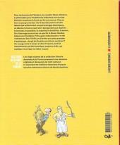 Verso de Histoire dessinée de la France -2- L'Enquête gauloise - De Massilia à Jules César