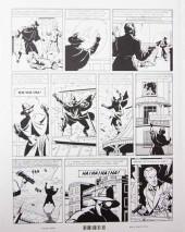 Verso de Blake et Mortimer (Niffle N&B) -1INT- Tomes 1 à 6