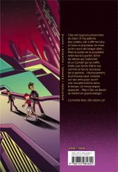 Verso de Cléopâtre, Princesse de l'espace -2- Le voleur et l'épée
