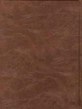 Verso de Univers d'Hergé (Rombaldi) -6- Projets, croquis, histoires interrompues