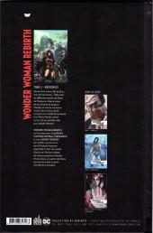 Verso de Wonder Woman Rebirth -2- Mensonges