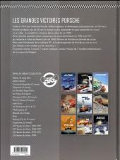 Verso de Les grandes victoires Porsche -1- 1952-1968