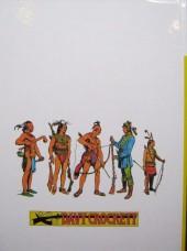 Verso de Davy Crockett (Vaillant) -1Pir- Le Roi de la frontière sauvage
