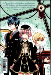 Verso de Lovely Fridays -7- Tome 7