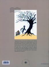 Verso de Les cinq Conteurs de Bagdad -b17- Les cinq conteurs de Bagdad
