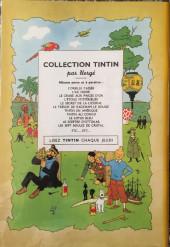 Verso de Tintin - Pastiches, parodies & pirates - Les 7 boules de cristal