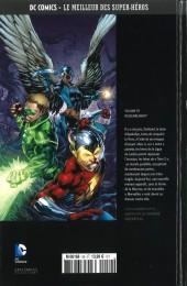 Verso de DC Comics - Le Meilleur des Super-Héros -59- Earth 2 - Rassemblement
