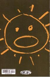 Verso de Stray Bullets: Sunshine & Roses (2015) -28- Magic Banana