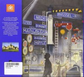 Verso de (Catalogues) Musées - Train World - Des machines et des hommes - À la découverte du monde des trains