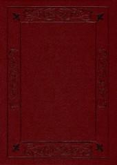Verso de Le roy des Ribauds -3TL2- Livre III