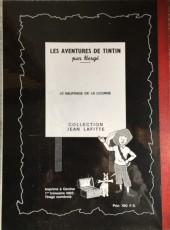 Verso de Tintin - Pastiches, parodies & pirates - Le naufrage de la Licorne