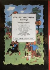 Verso de Tintin - Pastiches, parodies & pirates - On a marché sur la Lune