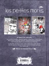 Verso de La petite Mort -5- Les Petites Morts - Retour vers le fémur