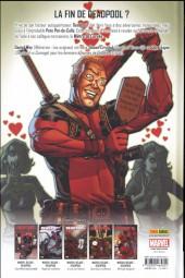 Verso de Deadpool (Marvel Deluxe) -6- Liste noire