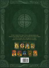 Verso de Les forêts d'Opale -10- Le Destin du jongleur