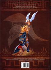 Verso de Atalante - La Légende -10- Les Hordes de Sargon