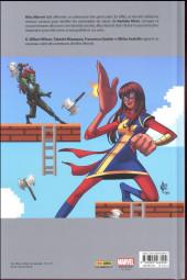 Verso de Ms. Marvel -6- Dégâts par seconde