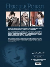 Verso de Hercule Poirot -1- Le crime de l'Orient Express