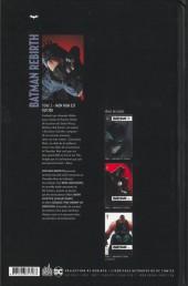 Verso de Batman Rebirth -2- Mon nom est Suicide