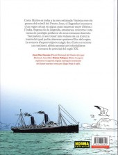 Verso de Corto Maltese (en langues étrangères) -24Cat- Equatòria