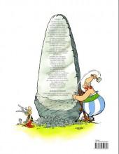 Verso de Astérix (en espagnol) -37- Astérix en italia