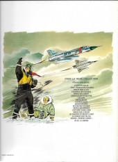 Verso de Tanguy et Laverdure -3d1980- Danger dans le ciel