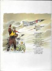 Verso de Tanguy et Laverdure -4a67a- Escadrille des cigognes
