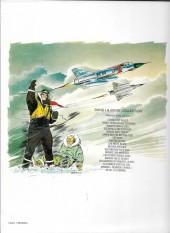 Verso de Tanguy et Laverdure -5d1980- Mirage sur l'Orient