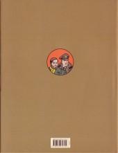 Verso de Blake et Mortimer (Les Aventures de) -13TL2- L'affaire Francis Blake