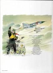 Verso de Tanguy et Laverdure -8c1979' - Pirates du ciel