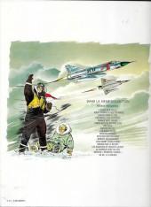 Verso de Tanguy et Laverdure -9b1980- Les anges noirs