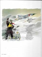 Verso de Tanguy et Laverdure -10a80- Mission spéciale