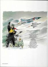 Verso de Tanguy et Laverdure -11a81- Destination Pacifique